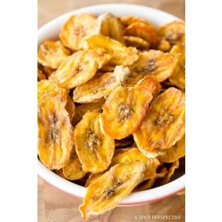Banaanilaastud kuivatatud organic