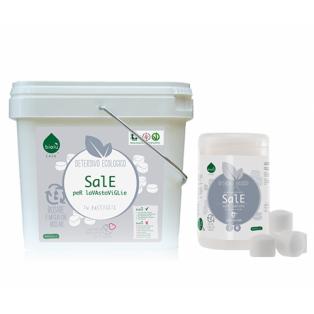 Biolu öko soolatabletid nõudepesumasinale