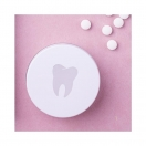 Hambapesutablettide (pulbri) karp
