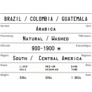 KOKOMO Espresso kohvioad Brazil/Colombia/Guatemala