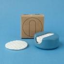 LastRound Blue korduvkasutatavad kosmeetilised padjad 7tk