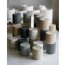 KiraNi Grey Jar