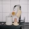 Puidust nõudepesuhari pottidele-pannidele
