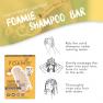 "Foamie Shampoo Bar ""Kiss Me Argan"""