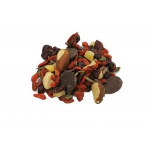 Pähklite, marjade ja šokolaadi segu Modern Mix