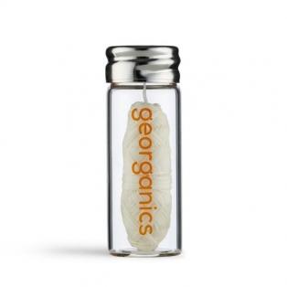 Georganics hambaniit klaaspurgis – apelsin
