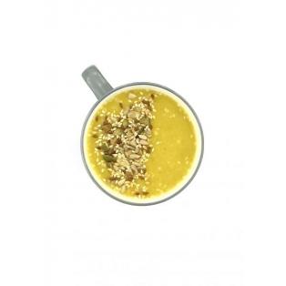 Vürtsikas kollane juurvilja kiirsupp kookospiimaga, 40gr