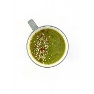 Roheline wakame-spinati kiirsupp, 60g