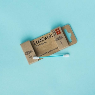 LastSwab Basic Refill Turquoise 1 pack