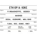 KOKOMO kohvioad Ethiopia Koke