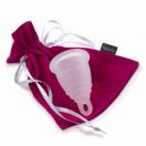 Perfect cup menstruaalanum valge 1 tk