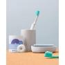 TIO Bioplastikust hambahari - Hall/Soft