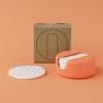 LastRound Peach korduvkasutatavad kosmeetilised padjad 7tk