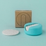 LastRound Turquoise korduvkasutatavad kosmeetilised padjad 7tk